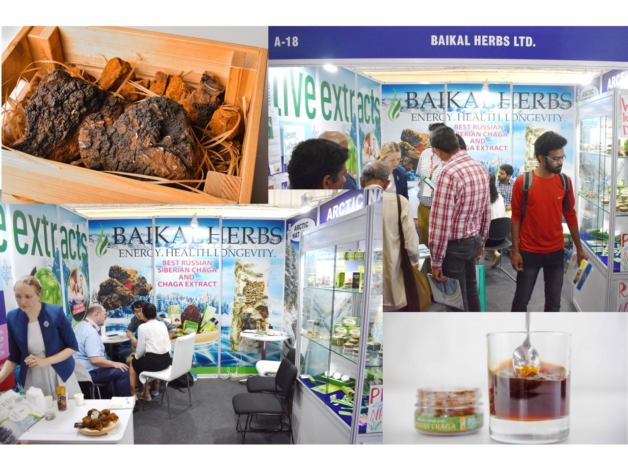 Baikal Herbs Ltd. - the champion in its industry